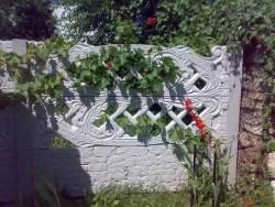 Декоративный еврозабор