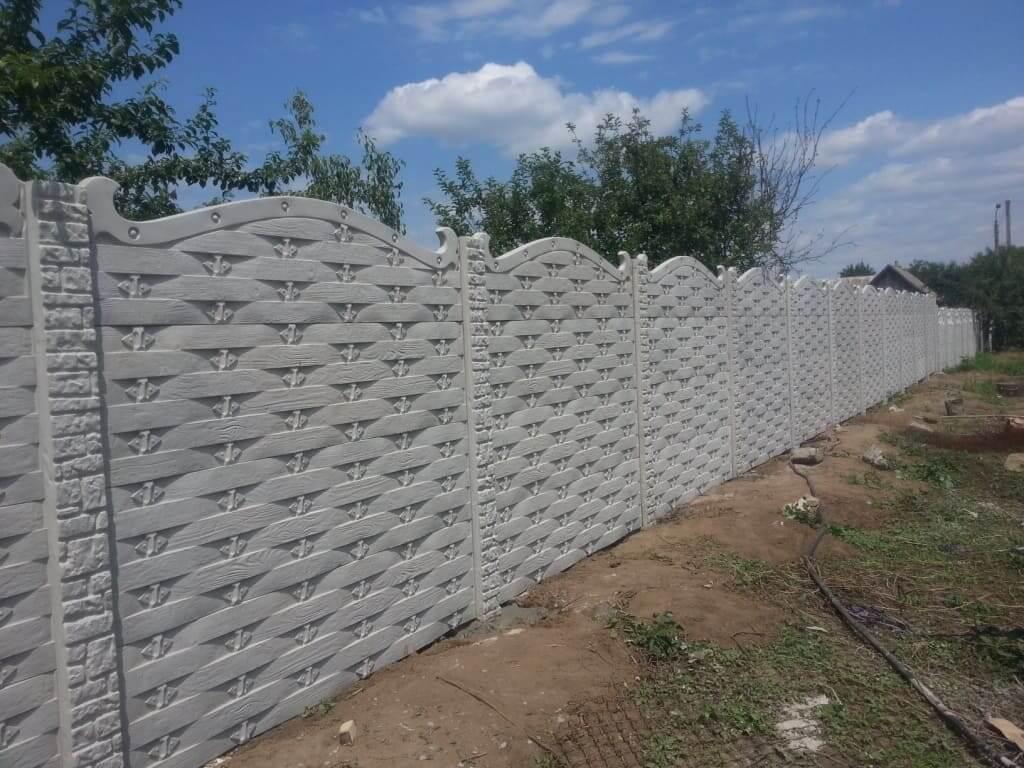 Забор тын