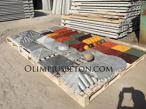 продукция из бетона в рассрочку кредит